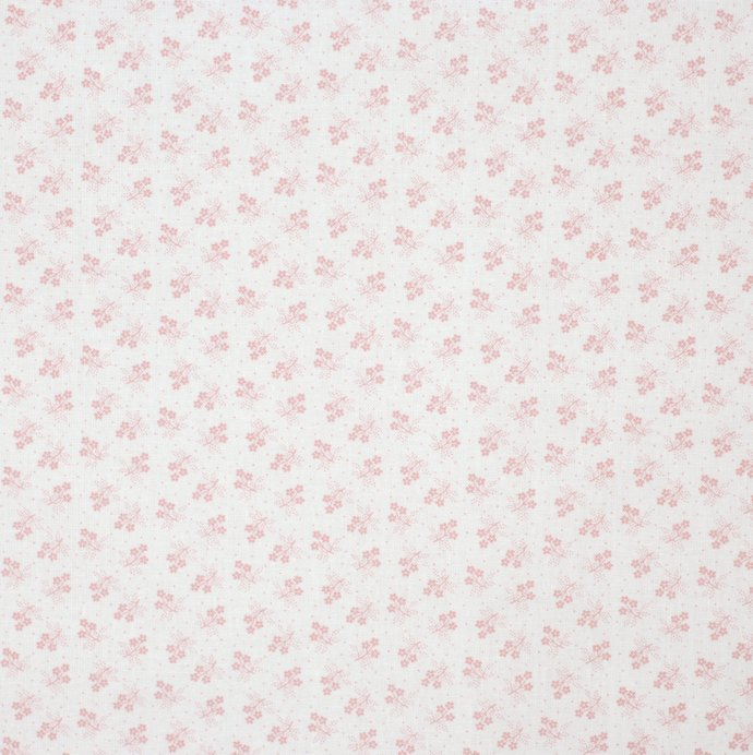 Japanese print fat quarter fabric bundle - 100% cotton - powder pink soft mid