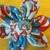 Kanzashi Collar Flowers