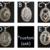Shadowhunters Rune pendant