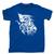 Pirate Captain Men's T Shirt, Skull & Crossbones Jolly Roger Sailor Skeleton