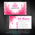 Paparazzi Business Cards, Watercolor Paparazzi Card, Personalized Paparazzi