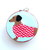 Tape Measure Dachsunds Retractable Small Measuring Tape