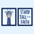 Stand Tall_Set 5 -Printable Wall Art