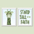 Stand Tall_Set 6 - Printable wall Art