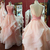 Prom Dresses,Princess Prom Dress,Ball Gown Prom Gown,Pink Prom Gown,Elegant