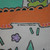 Vintage Crayola Jungle Twin Fitted Sheet Zoo Animal Cotton Blend Kids Bedding