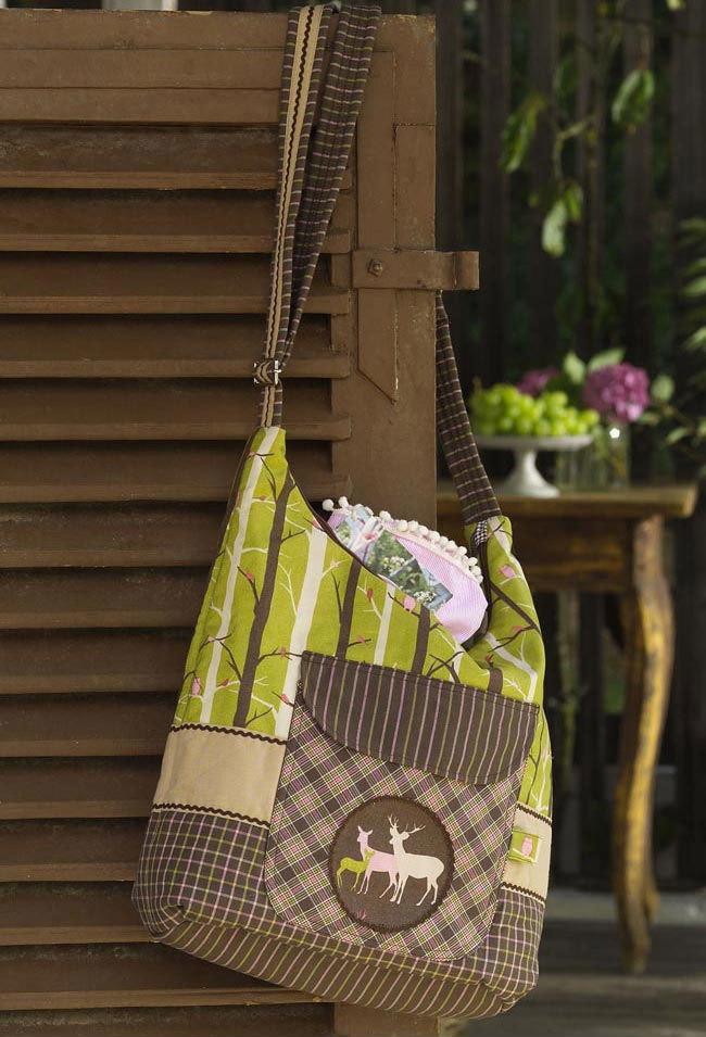 Cute Easter Bunny 6 Fat quarter fabric bundle - 100% cotton - Rabbits Owls -