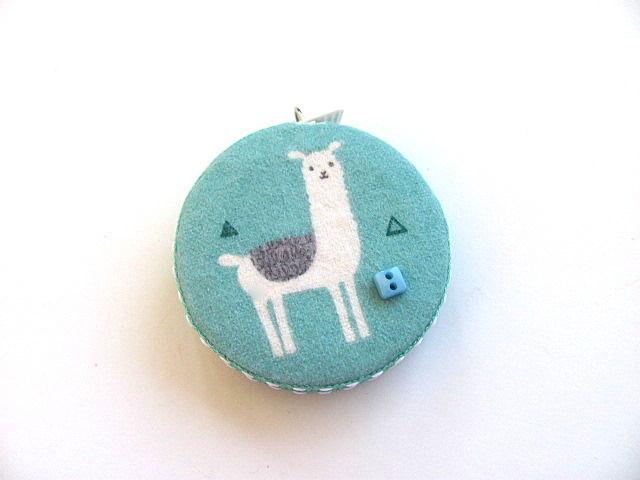 Tape Measure Llamas Retractable Measuring Tape