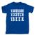 1 Bourbon 1 Scotch 1 Beer Men's T Shirt, Bartender Just One More Shot Alcohol