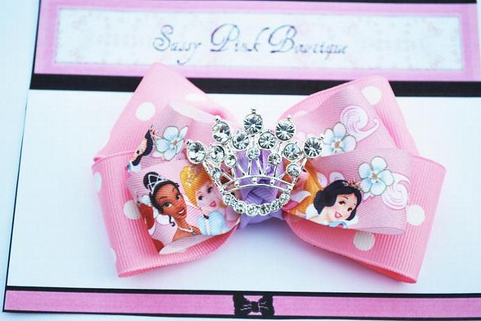 Disney Princess Clip, Perfect for that Special Disney World Trip, Infant,