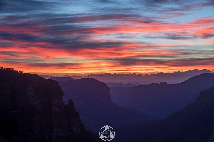 Inspirator - Grose Valley, Australia.