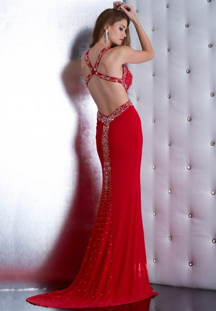Mermaid Prom Dresses, Prom Dresses Prom Dresses Red, Dresses For Prom, Floor