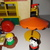 Vintage Fisher Price Little People Play Family Camper