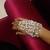 Pearl Bracelet Vilma, Wedding Bracelet Slave
