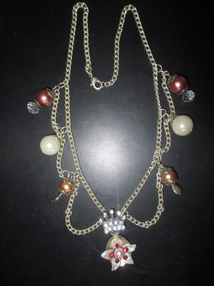 Gorgeous Handmade Spoon Necklace