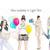 Fashion illustration clipart - Birthday girls - Dark skin