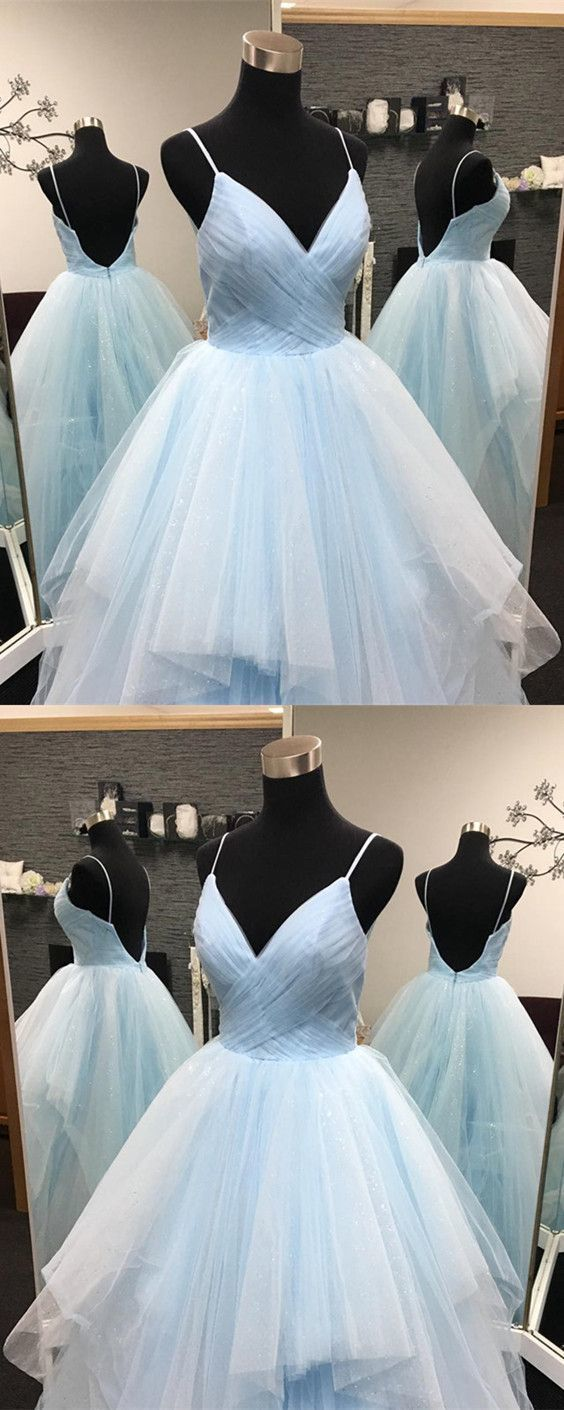 Light Blue Quinceanera Dresses,Ball Gowns by formalgowns on Zibbet
