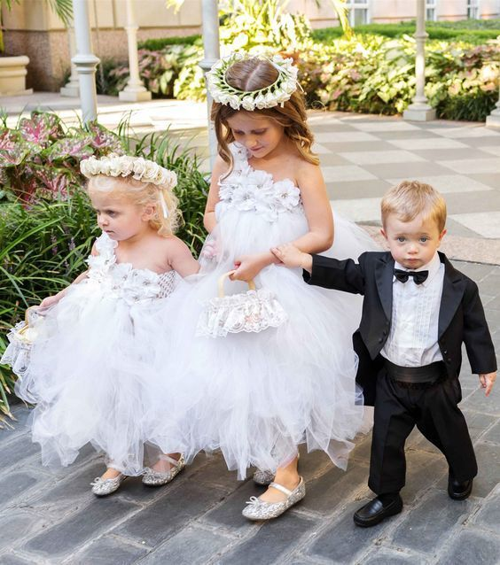 115650743 cute ball gown flower girl dresses with by formalgowns on Zibbet