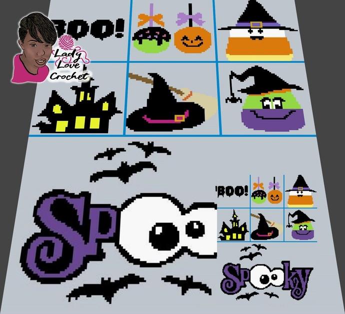 Hooting Night CAL Halloween Inspired Optional Bundle