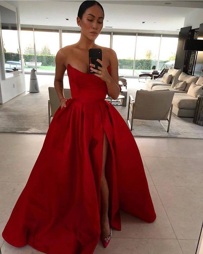 Sexy unique prom dresses