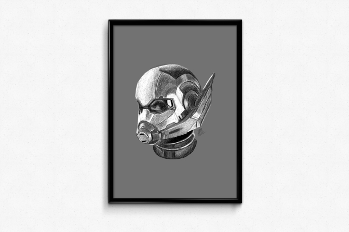 PRINTS - Ant Man (Marvel)