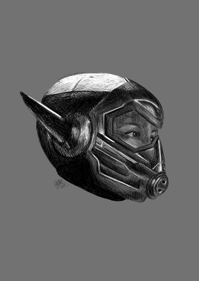 PRINTS - Wasp (Marvel)