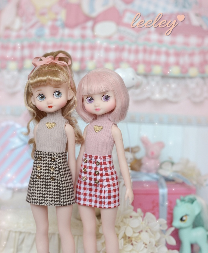Leeley Dolls from Inisghtdoll (LEELEY COCO ONLY FOR NOW)