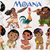 Moana Svg, Baby Moana, Maui Cutfiles: Dxf, Svg, Eps & Png formats, Moana for