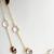 Sterling Silver Semi Precious Mulit Color Semi Precious Smoky Quartz Pink &