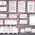 Paparazzi Marketing Kit, Personalized Paparazzi Marketing Bundle, Watercolor