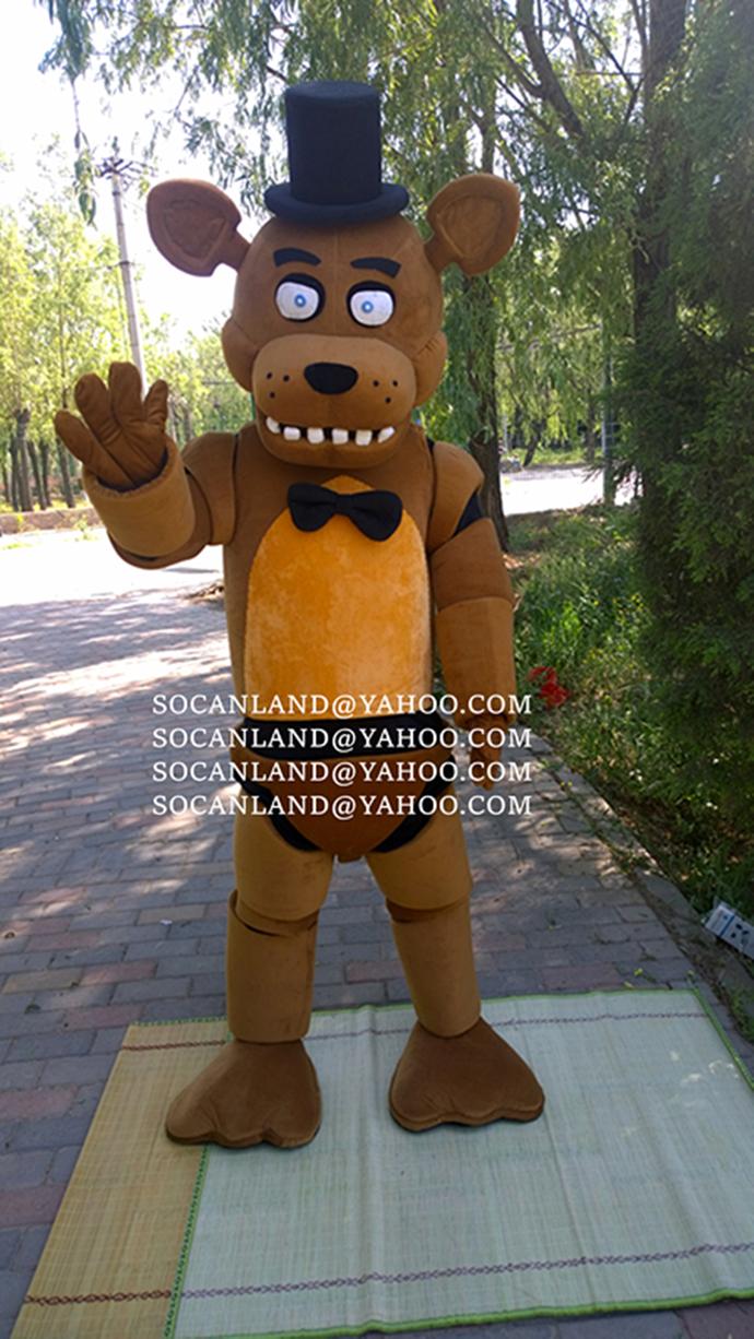 fnaf freddy mascot costumes fnaf freddy costumes fnaf costumes fnaf games kids
