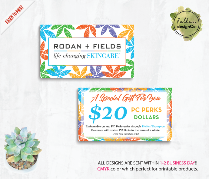 Rodan and fields business cards rodan and by digitalart on zibbet rodan and fields business cards rodan and fields pc perks dollars custom rodan colourmoves