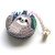 Retractable Tape Measure Hanging Sloths Pocket Measuring Tape