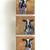 """Calf Painting on 5x5"""" gallery wrapped Canvas, Farm Animal Art, Farmhouse Decor"""