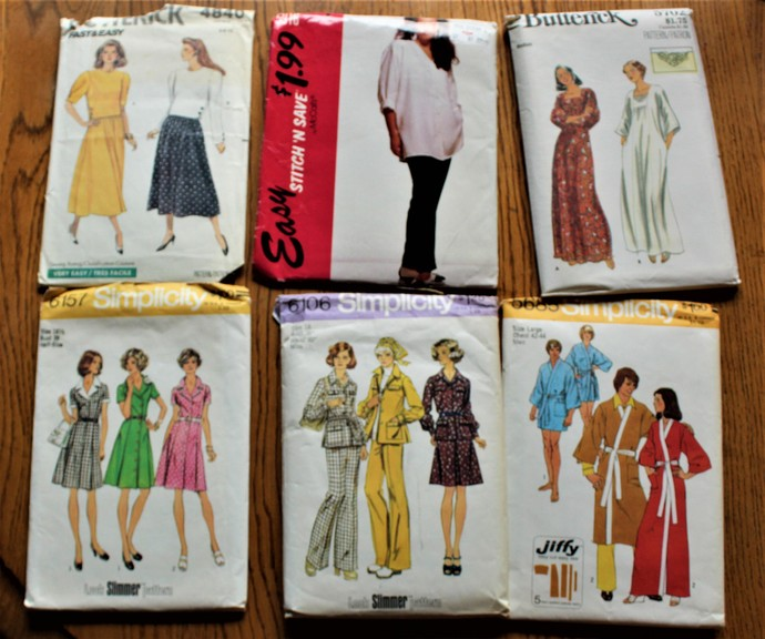 Vintage Simplicity/Easy / *Rare*Butterick Pattern