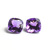 13 MM Cusion African Amethyst  faceted Flawless Loose Gemstone AAA Quality