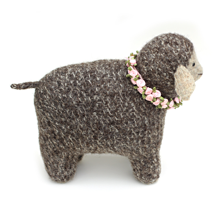 Stuffed Animal Lamb