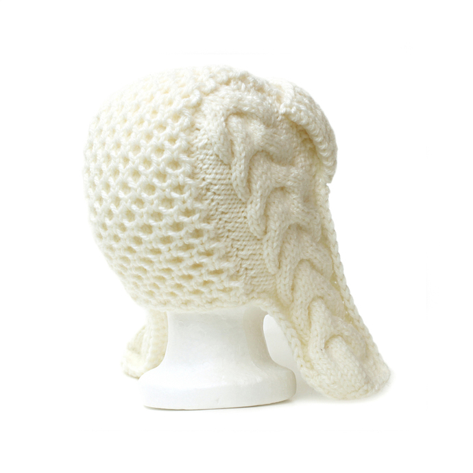 Kid's Ear Flap Trapper Hat