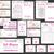 Paparazzi Marketing Kit, Floral Paparazzi card, Personalized Paparazzi Marketing