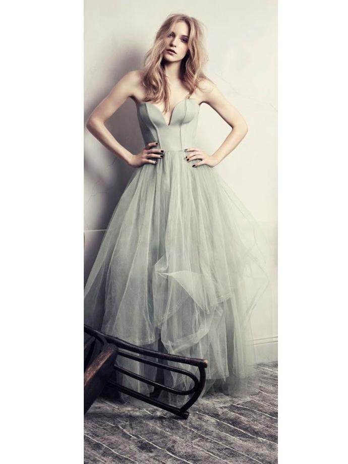 Chic Prom Dresses Sweetheart A-line Floor-length Long Sexy Prom Dress/Evening