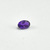 6X4 African Amethyst  semi Precious faceted oval Flawless Loose Gemstone AAA