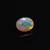 Amazing Rainbow Color ! 9X7 Ethiopian Opal  semi Precious faceted Checker Board
