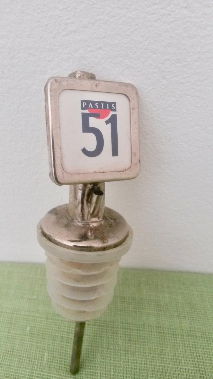 Bottle Stopper, Alcohol Doser, Dispenser, Pastis, French Café, Bar, Ricard,
