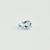 Brazilian Aquamarine faceted oval 8x6 flawless loose Gemstone