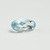 Brazilian Aquamarine faceted oval 18X9 flawless loose Gemstone