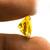 Citrine Semi Precious 13 mm Cushion Faceted  Flawless  Loose Gemstone