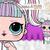 LOL Surprise Doll Unicorn Girl Large Format Character: Digital File