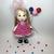 Art doll, handmade doll, rag doll, textile doll, interior doll, OOAK doll, сloth