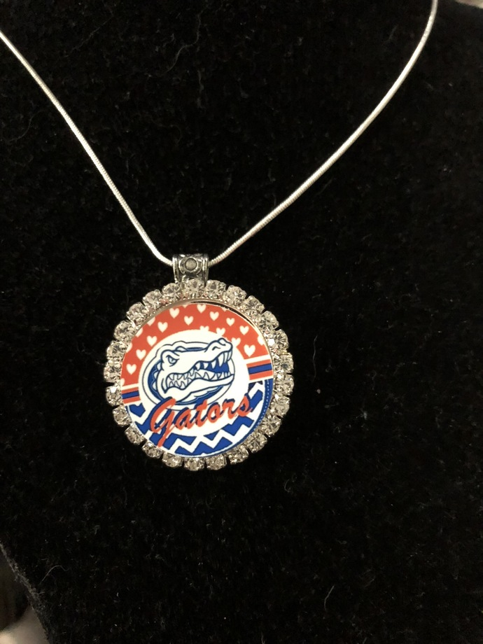 Florida Gators Necklace