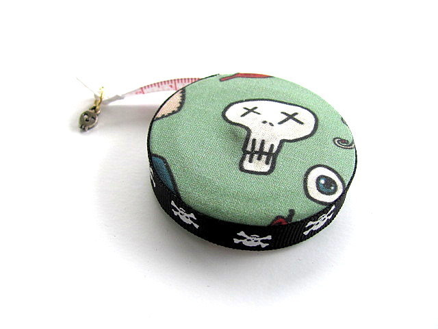 Tape Measure VooDoo Doll Retractable Measuring Tape